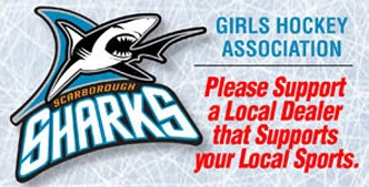 Girls Hockey Association - Please Support a Local Dealer that Supports your Local Sports.